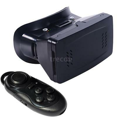 Universal VR 3D Brille Virtual Reality Film Game für Smartphone Handy+Controller