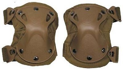 Army Military Defence Knieschützer Knie schoner knee pads coyote tan