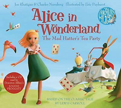 Alice in Wonderland: The Mad Hatter's Tea Pa by Lewis Carroll New Paperback Book