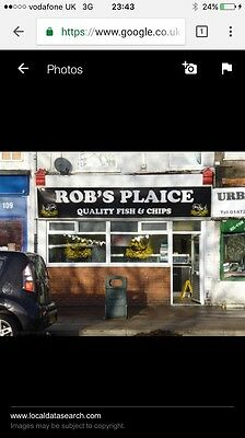 Fish And Chip Shop: Prime Location, No goodwill payment - closed business