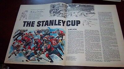 Stanley Cup Final Star Weekly / Canadian Weekly / Weekend Magazine / Toronto