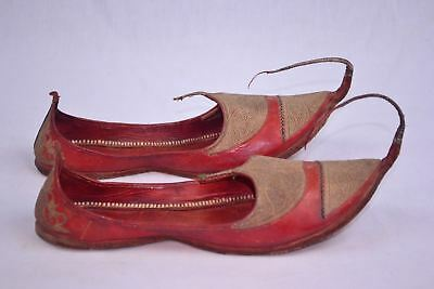 Authentic Vintage Khussa Mojari Shoes - Beautiful