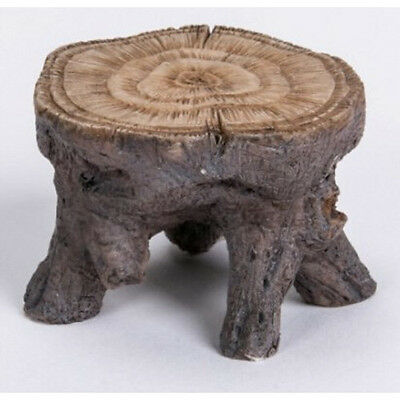 Log Miniature Table by Vivid Arts