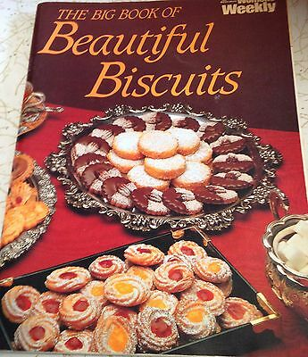 Women's Weekly The Big Book Of Beautiful Biscuits