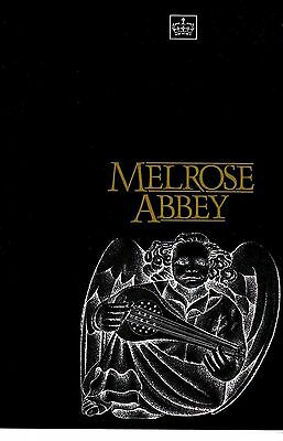 1981 20126  Hmso Guide To Melrose Abbey