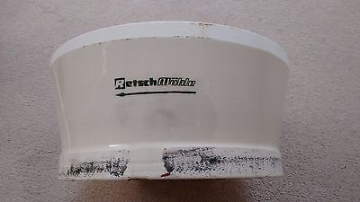Retsch mortar grinder, bowl only, Extremely Rare!!