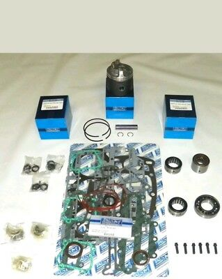 😊. Outboard Chrysler Force 70 / 90 Hp Rebuild Kit(Bottom Guided) 700-819690A1