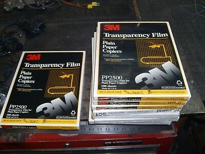 3m transparency film paper for plain copiers printer clear tracing art plastic
