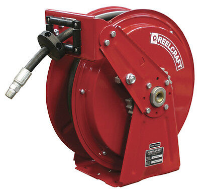 "REELCRAFT DP7650 OHP 3/8"" x 50ft. 4800 psi  for Grease service - Hose included"