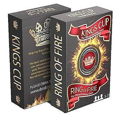 Ring Of Fire / Waterproof Drinking Game