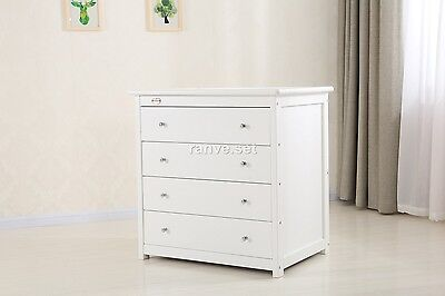 Brand New  Four Drawers Chest of  Drawers Dresser Cabinet