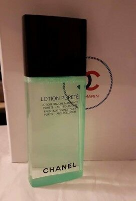 CHANEL Lotion Pureté Matifiante / Mattifying Toner Purity / 200mL 6.8FL.Oz