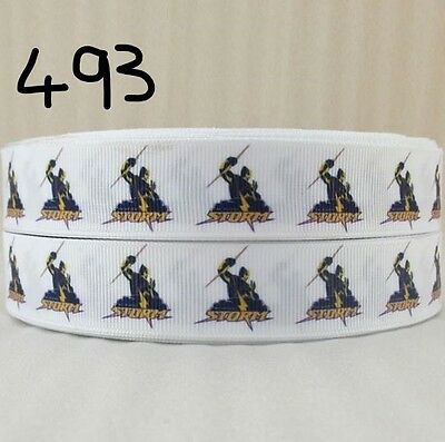 Grosgrain Ribbon Storm Rugby (1m, 2m or 5m)