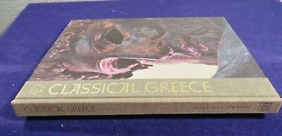 1965 CLASSICAL GREECE; Great Ages Of Man Hardcover Book by TIME LIFE BOOKS