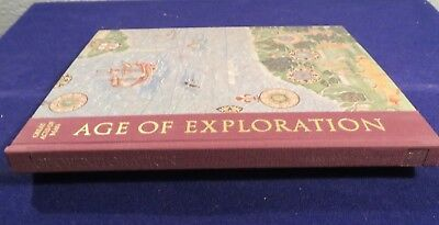 1966 AGE OF EXPLORATION; Great Ages Of Man Hardcover Book by TIME LIFE BOOKS