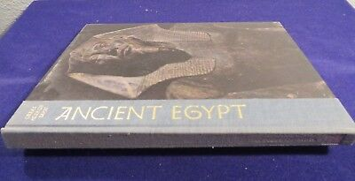 1965 ANCIENT EGYPT; Great Ages Of Man Hardcover Book by TIME LIFE BOOKS