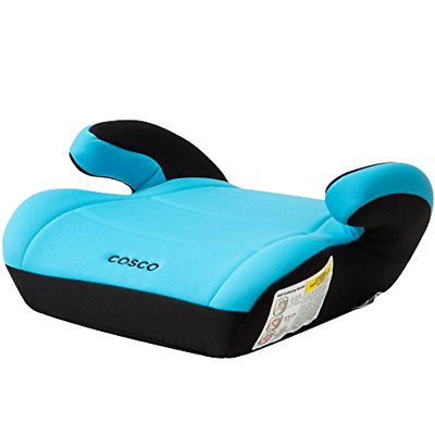 New Booster Car Seat Backless Safety Belt Chair Toddler Child Top Side Portable