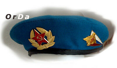 Beret Paratroopers Size 59, 60 Airborne Troops USSR ВДВ берет Russia