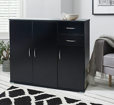 Sideboard - Home Office Cupboard with shelf and drawer