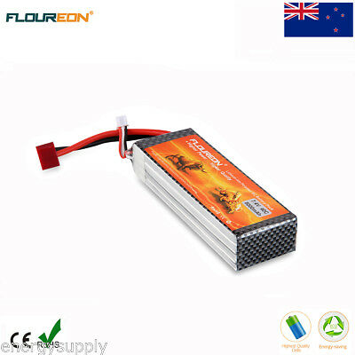 2S2P 7.4V 8000mAh 40C LiPo Battery Deans for RC Car Airplane Helicopter Drone AU