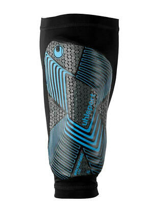 Uhlsport SOCKSHIELD LITE 2.0 Shin Guard Pads Schienbeinschoner Navy Men