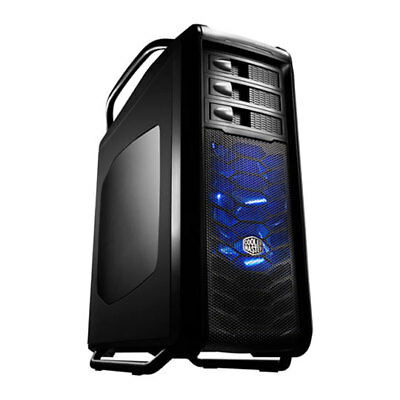 Cooler Master Cosmos SE Midnight Black Mid Tower Extreme Performance Case with S