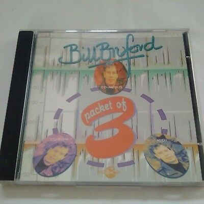 Twiddly Bits Bill Bruford Packet of 3