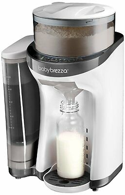 Baby Brezza Formula Pro One Step Food Maker Measures and mixes No Clumps Infant