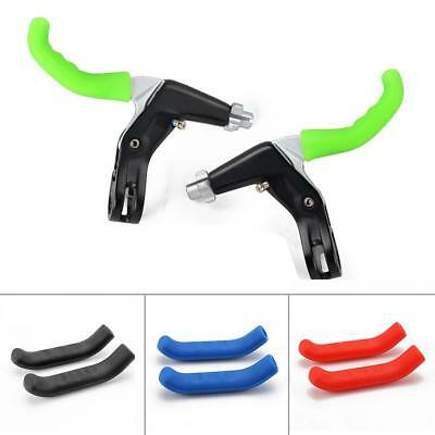 Silicone Brake Lever Protector Protective Handle Sleeve For MTB Road Bike