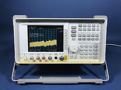 Keysight/Agilent 8565EC/001/007/008/ Spectrum Analyzer, 9 kHz - 50 GHz