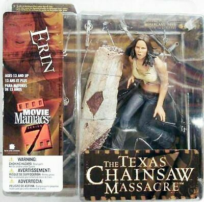 THE TEXAS CHAINSAW MASSACRE: ERIN - NON APRITE QUELLA PORTA Action figure NECA N