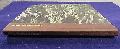 1972 LIFE BEFORE MAN; The Emergence Of Man Series TIME LIFE BOOKS Hardcover