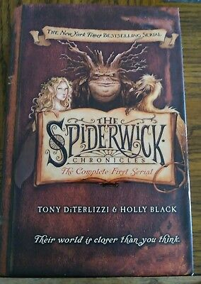 Spiderwick Chronicles The Complete First Serial