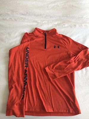 Under Armour Boy's Tech 1/2 Zip