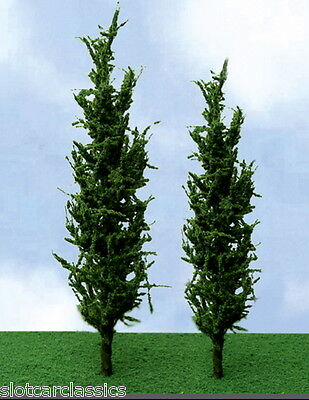 "JTT SCENERY 92418 PRO-ELITE POPLAR 7"" to 8"" 0-SCALE 2 P/K  JTT92418"