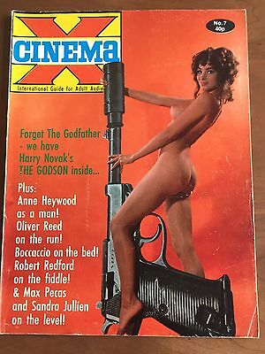 Cinema X   Vol. 4 No. 7  (International Guide for Adult Audiences)