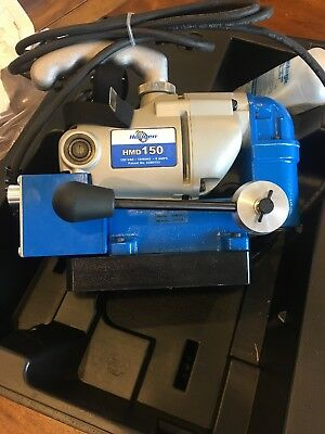 Hougen HMD150 Portable Magnetic Drill Mag Drill includes fabricator's kit