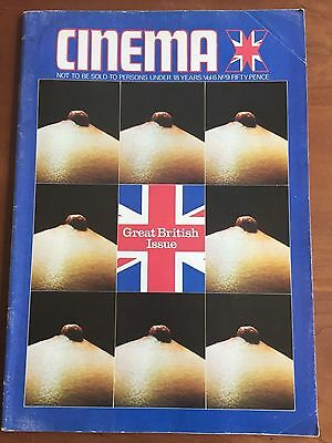 Cinema X   Vol. 6 No. 9  (International Guide for Adult Audiences)