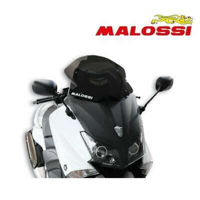 Bulle Pare Brise Type Sport Fumée Malossi Yamaha Tmax 530