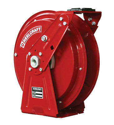 """REELCRAFT DP7600 OHP 3/8"""" x 50ft. 5000 psi  for Grease service  - no Hose"""