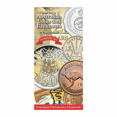 2017 23rd Edition Pocket Guide to Australian Coins & Banknotes - Greg McDonald