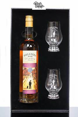 Hellyers Road Port Cask Matured Aged 10 Years Australian Single Malt Whisky