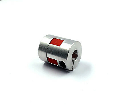 1 of Jaw Shaft Coupling Spider Flexible Coupler 12mm x 14mm D30 L40