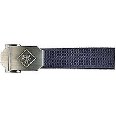 The Official Boy Scout of America CUB Scout Web Belt SM/MD OR MD/LG NEW