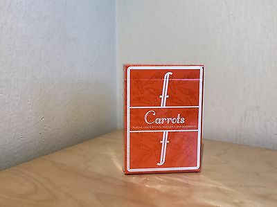 Carrots by Anwar Carrots Edition Fontaines - Fontaine Playing Cards