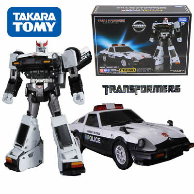 Transformer Masterpiece Nissan Fairlady 280Z MP-17 Prowl Police Car Figure Toy