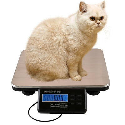 300kg Electronic Digital Scale Commercial Tabletop Scale Pet Food Scale AU SHIP