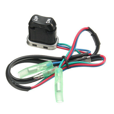 Trim & Tilt Switch For Yamaha Motor Outboard Remote Controller 703-82563-02-00