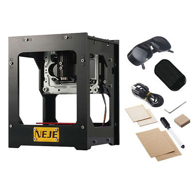 1500mW Laser Engraver DIY Printer Cutting Engraving Machine for iOS/Android