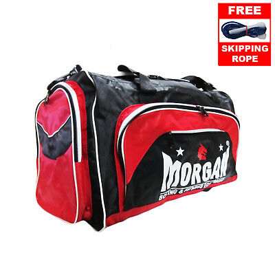 MORGAN PLATINUM GEAR GYM BAG - training boxing workout sports carry
